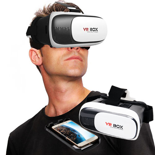 Очки виртуальной реальности VR-BOX